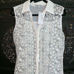 Alberto Makali sleeveless shirt
